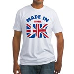 Made In The UK Fitted T-Shirt