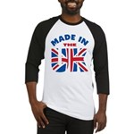 Made In The UK Baseball Jersey