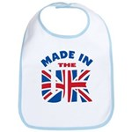 Made In The UK Bib
