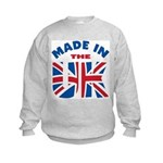 Made In The UK Kids Sweatshirt