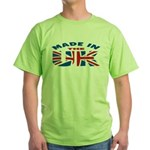 Made In The UK Green T-Shirt