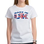 Made In The UK Women's T-Shirt