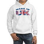 Made In The UK Hooded Sweatshirt