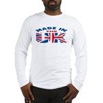 Made In The UK Long Sleeve T-Shirt
