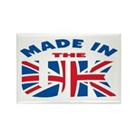 Made In The UK Rectangle Magnet (10 pack)