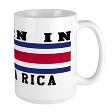 Born In Costa Rica Mug