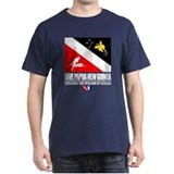 Dive Papua New Guinea T-Shirt