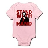 Stand With Rand Onesie
