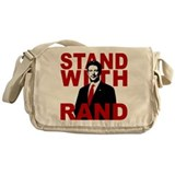 Stand With Rand Messenger Bag