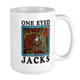 Twin Peaks One Eyed Jacks Mug