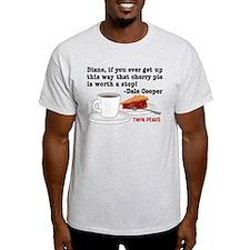Twin Peaks Diane Cherry Pie T-Shirt