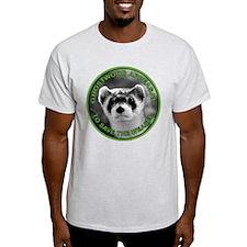 Pine Weasel Twin Peaks T-Shirt