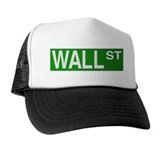 Wall St Trucker Hat