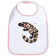 Gila Monster Lizard Bib