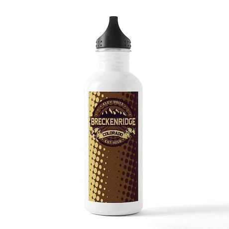Breckenridge Sepia Stainless Water Bottle 1.0L