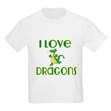 I love Dragons 2 T-Shirt