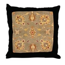 Persian 010 Throw Pillow