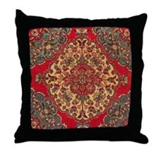 persian 08 Throw Pillow
