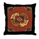 Persian 06 Throw Pillow