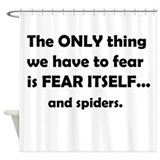 fearitself.png Shower Curtain