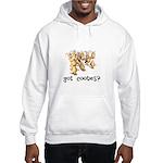 Got Cooties? Hooded Sweatshirt