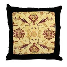 Persian 012 Throw Pillow