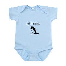 let it snow Body Suit