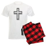 Silver Cross/Christian pajamas