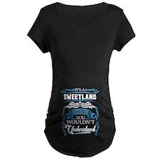 Skull Cross Women's All Over Print T-Shirt
