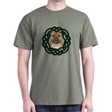 Celtic Staffy or Pit Bull T-Shirt
