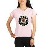 Celtic Staffy or Pit Bull Performance Dry T-Shirt