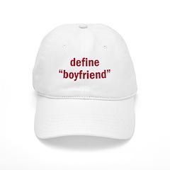 Define Boyfriend Cap