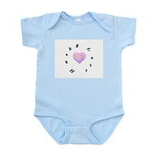 Husky Love Infant Bodysuit