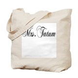 Mrs. Tatum Tote Bag