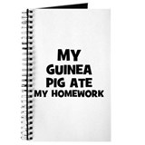 My Guinea Pig Ate My Homework Journal