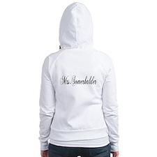 Mrs. Somerhalder Fitted Hoodie