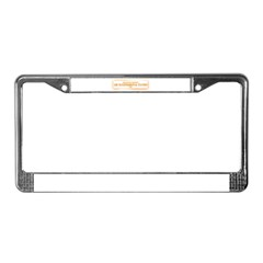 Limited Run #1 (Arc 16) License Plate Frame