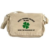 Got Some Irish In Me Messenger Bag