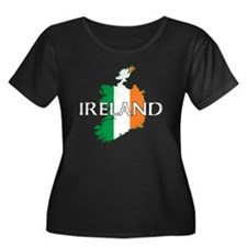 Ireland Plus Size T-Shirt