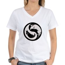 Dog-Cat Yin-Yang Shirt