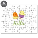 Easter Chick Hallie Puzzle