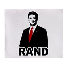 Rand Paul Throw Blanket