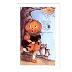 Happiest Halloween Postcards (Package of 8)
