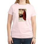Happiest Halloween Women's Pink T-Shirt