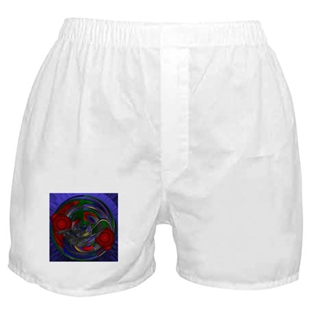 Abstract 005 Boxer Shorts