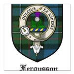 FergussonCBT.jpg Square Car Magnet 3
