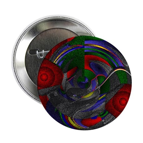 "Abstract 005 2.25"" Button (100 pack)"