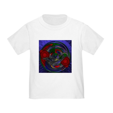 Abstract 005 Toddler T-Shirt