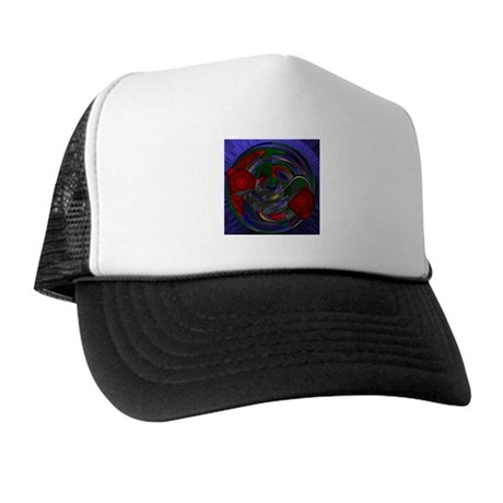 Abstract 005 Trucker Hat
