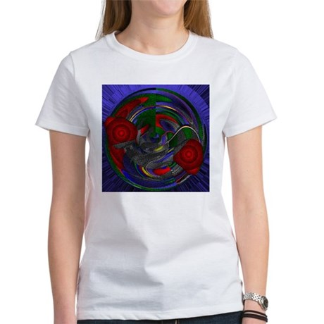 Abstract 005 Women's T-Shirt